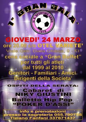 Gran Galà Sporting Arno (1° edizione)